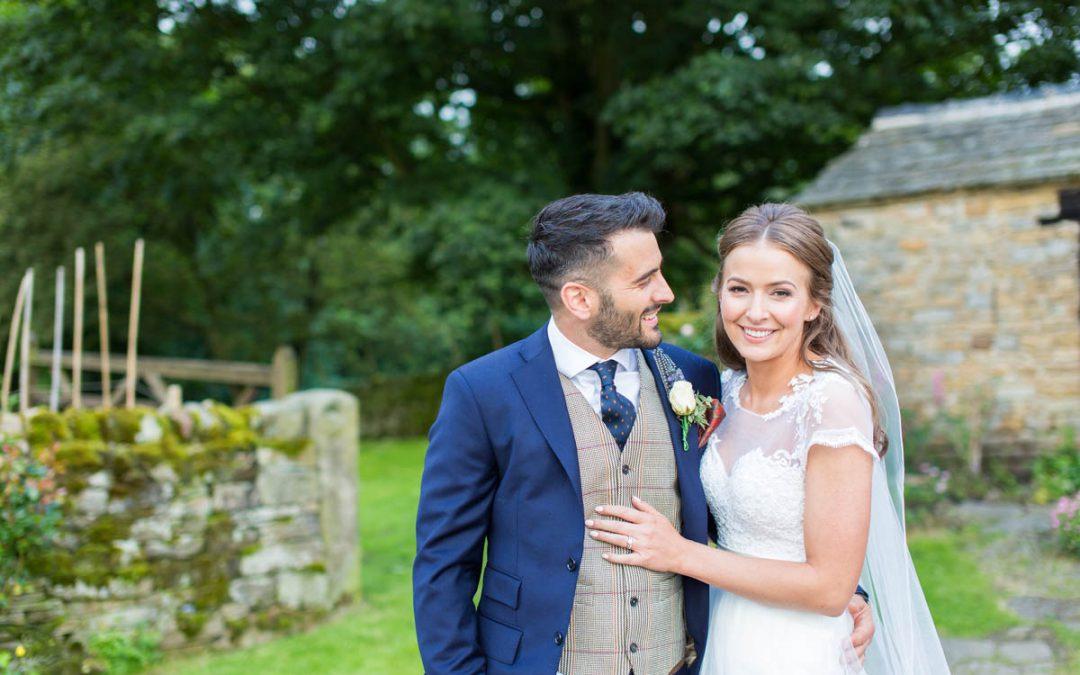 Seb & Rosie – Tent Wedding, Yorkshire